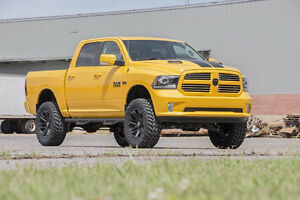 "Rough Country 4"",5"",6"" Lift kits for Dodge Ram 1500 06-16 London Ontario image 9"