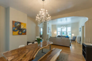 Furnished Fall/Winter South End 2BR, all-in, flexible dates