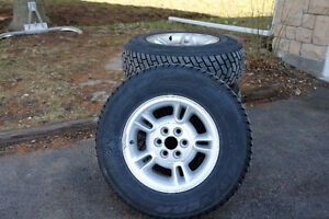 Dodge Dakota wheels