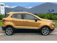 2019 Ford Ecosport 1.5 EcoBlue 125 Titanium 5dr AWD Hatchback Diesel Manual