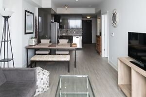 Brand New Luxury Condo w Parking, Wifi, Cable and Utilities
