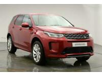 2020 Land Rover NEW DISCOVERY SPORT P250 R-Dynamic HSE Petrol MHEV SUV Petrol Au