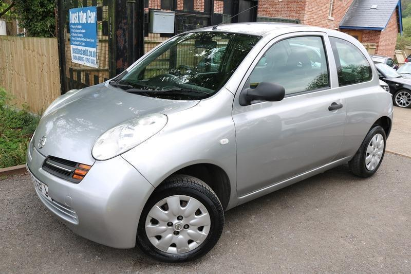 2003 53 plate nissan micra 1 0 silver 3 door great first car small engine in chesham. Black Bedroom Furniture Sets. Home Design Ideas