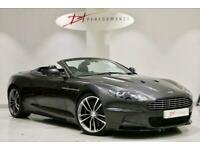 2009 Aston Martin DBS 5.9 V12 VOLANTE 2d AUTO 510 BHP QUANTUM SILVER Convertible