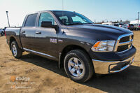 2015 RAM 1500 ST CREW CAB  THE LARGEST SELECTION IN THE CITY !!