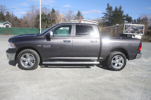 2015 Dodge Power Ram 1500 Big Horn 4X4
