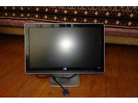 """HP 2009V 20"""" LCD TFT Widescreen monitor"""