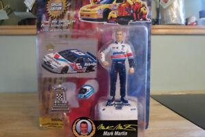 1997 NASCAR-Special Edition - SuperStars of Racing - Mark-Martin