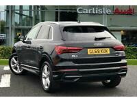 2019 Audi Q3 S line 40 TFSI quattro 190 PS S tronic Auto Estate Petrol Automatic