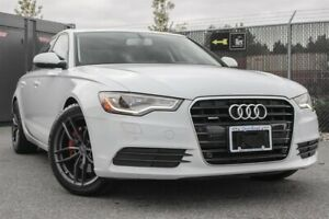 2014 Audi A6 2.0 8sp Tiptronic Progressiv