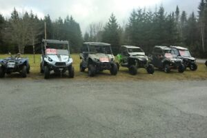 levesque recreation atv and side by side sale