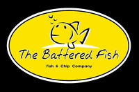 The Battered Fish Tantallon is hiring 1 F/T position