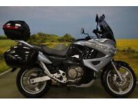 Honda XL1000 Varadero ABS **FULL HONDA LUGGAGE, DUAL BRAKING, HEATED GRIPS**
