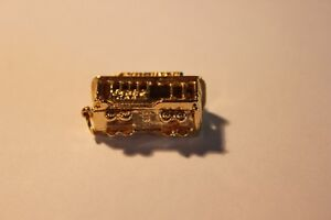 Sterling Silver Charm / Pendant Trolley Car (VIEW OTHER ADS) Kitchener / Waterloo Kitchener Area image 3