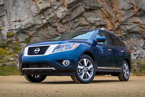 2013 Nissan Pathfinder Platinum SUV, Crossover