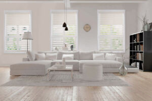 California shutters shades blinds window coverings Canadian made