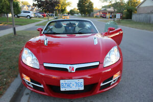Up for short time ** 2007 Saturn Sky **68km