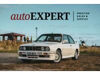 1990 BMW M3 E30 M3 2 DOOR Coupe Petrol Manual