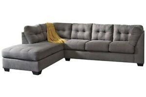 Ashley Maier Charcoal Sectional