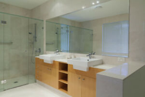 Glass & Mirrors - Wide Selection Including Shower Doors