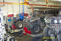 *****SNOWMOBILE/ ATV/ MOTORCYCLE SERVICE- REPAIR*****