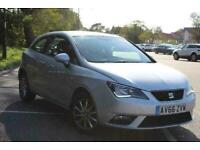 2017 SEAT Ibiza 1.2 TSI 90 SE Technology 3dr Hatchback Manual Hatchback Petrol M