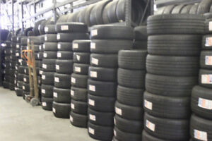 225/60/17  USED MICHELIN, CONTINENTAL 647-992-4703 installed