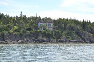 Villa Grandbleu bord de mer ultramoderne Kamourasks 4*