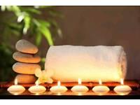 Relaxing HOT oil massage. New !!