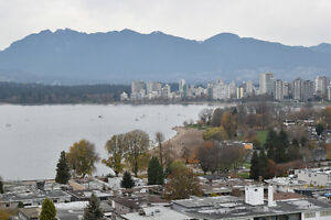 Large Completely Renovated 2Bed Penthouse in Kitsilano