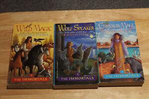 The Immortals books 1 - 3 Regina Regina Area image 1