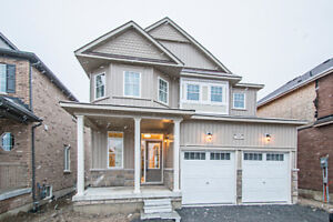 New 4 bedroom house for rent in Bowmanville