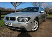 BMW 745Li 4.4 auto 2005 + £20K OF SPEC + £17 WORTH OF BMW / SPECIALIST HISTORY
