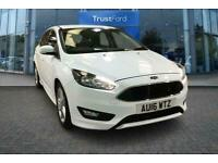 2016 Ford Focus 1.5 TDCi 120 Zetec S 5dr- LED Day Time Running Lights, Heated Wi