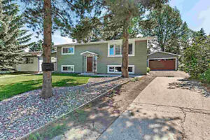 House for rent sherwood park
