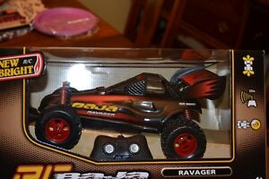 RC BAJA RAVAGER CAR