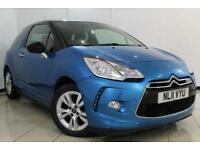 2011 11 CITROEN DS3 1.6 DSTYLE HDI 3DR 90 BHP DIESEL