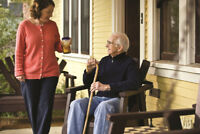 Be a CAREGiver for Seniors in your Community