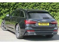 2021 Audi A6 DIESEL AVANT 40 TDI S Line 5dr S Tronic Auto Estate Diesel Automati