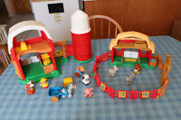 Fisher Price Little People Farm and Ranch