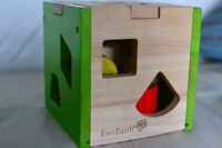 EVER EARTH WOOD PUZZLE TOY