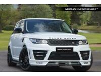 Land Rover Range Rover Sport SDV6 AUTOBIOGRAPHY DYNAMIC ** REAR TVS ** Estate Di
