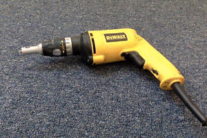 Great condition DeWalt corded drywall screw gun.
