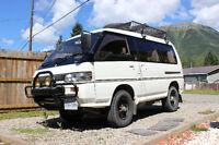 1992 Mitsubishi Delica L300 Starwagon Turbo Diesel 4x4