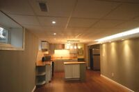 Brand New Renovated 2-br  Lower Level on Hamilton West Mountain