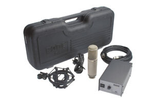 Rode NTK Tube Microphone with Accessories