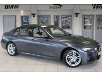 2015 65 BMW 3 SERIES 2.0 320D M SPORT 4D 188 BHP DIESEL