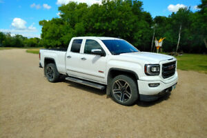2016 GMC Sierra SLE with AlL Terrain Package