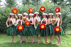 Hawaiian hula dancers for hire Edmonton Edmonton Area image 3