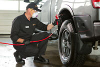 Spray technician/ Automotive detailer